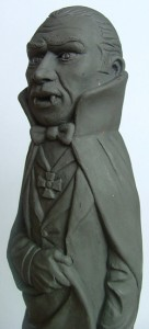 Cunt Dracula dildo Shed Simove clay model